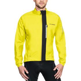 VAUDE Sky Fly III - Veste Homme - jaune/noir